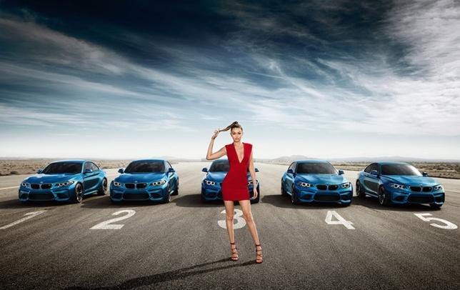 BMW-Eyes-On-Gigi-Hadid